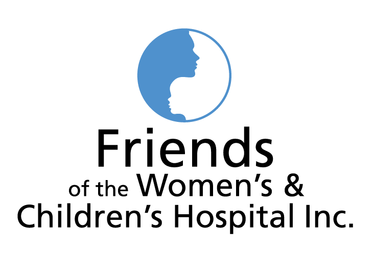 Friends of the Women's & Children's Hospital Inc. logo