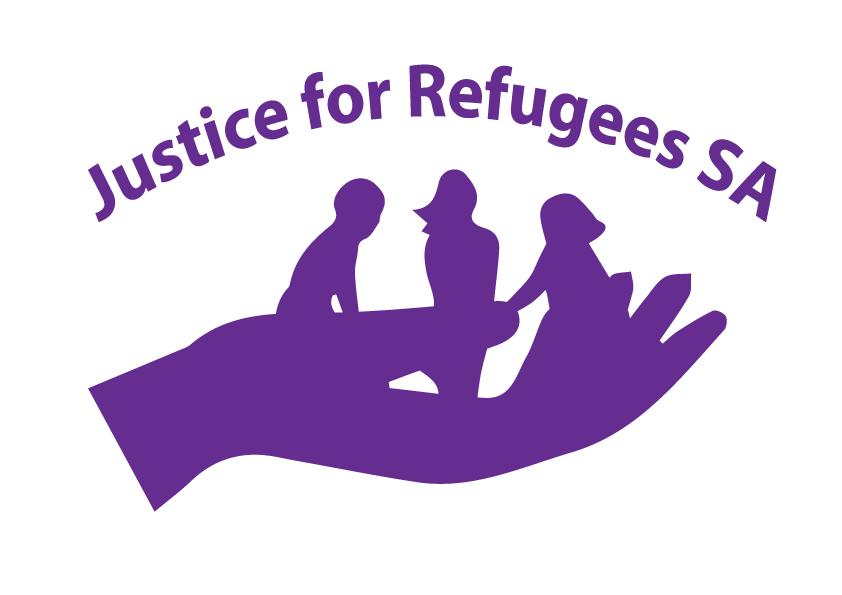 Justice 4 Refugees SA logo