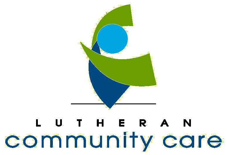 Lutheran Community Care Logo