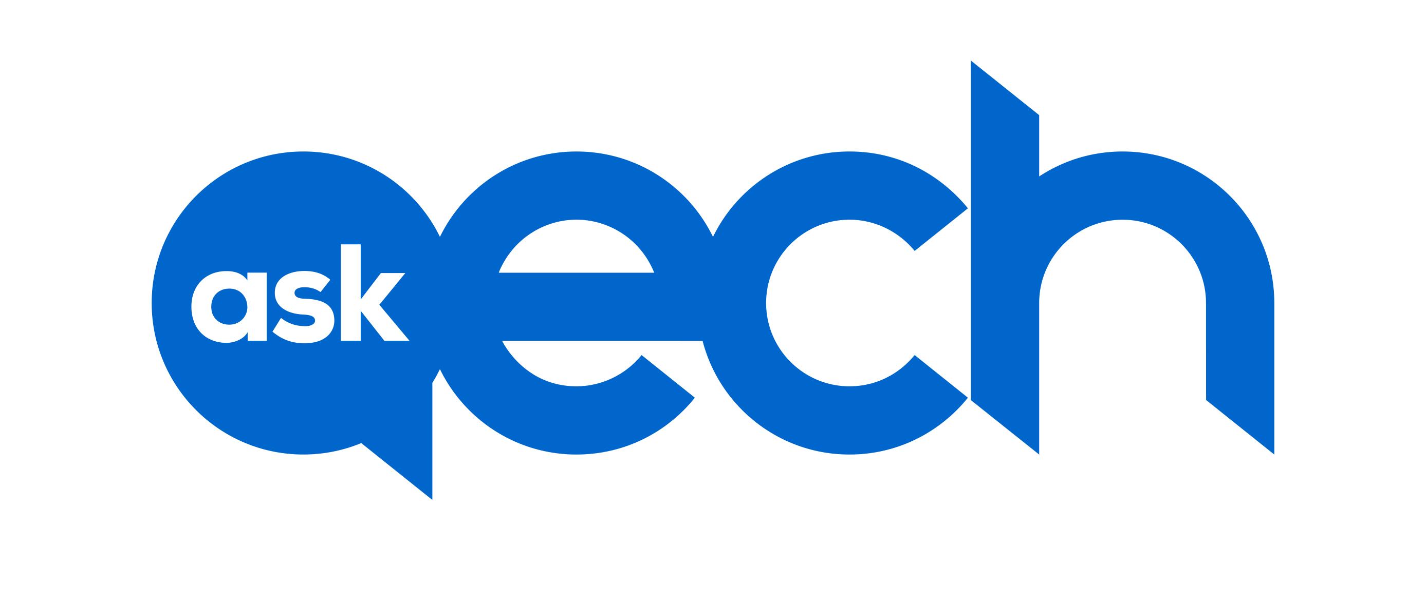 Ask ECH logo