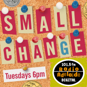 Small Change Radio Program Image