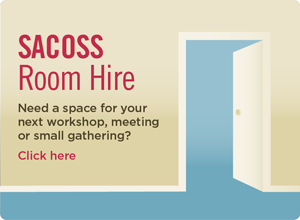 SACOSS room hire