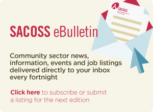 Subscribe to SACOSS eBulletin